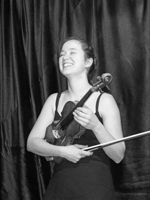 Saskia Bieler, violon