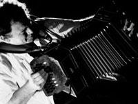 Stéphane Milleret, accordéon