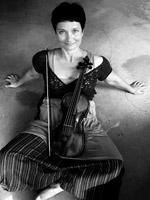 ann roux, violon baroque